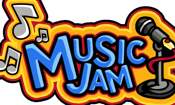 Music Jams Wednesdays 1-4pm