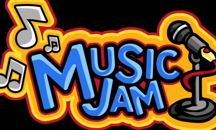 Music Jams Wednesdays 1-4pm