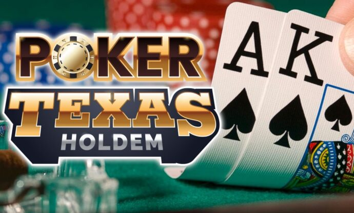 Texas Holdem Fridays 4-9pm